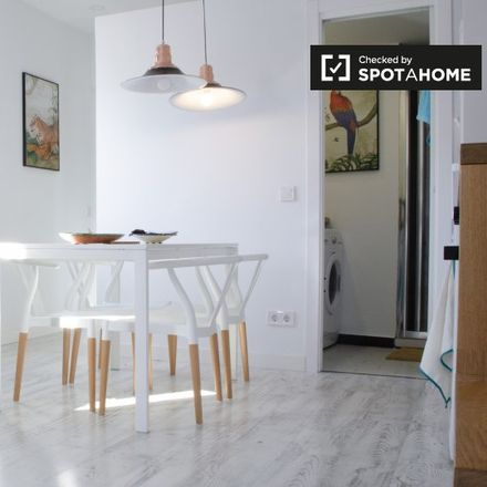 Rent this 1 bed apartment on Bluespace in Calle de Bernardino Obregón, 28001 Madrid