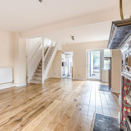 Rent this 3 bed house on All Saints Convent in St Mary's Road, Oxford OX4 1RU