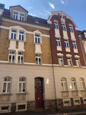 Rent this 1 bed apartment on Schönlebestraße 40 in 09599 Freiberg, Germany
