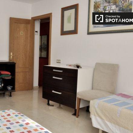 Rent this 3 bed apartment on carrer de Cervantes in 08912 Badalona, Spain