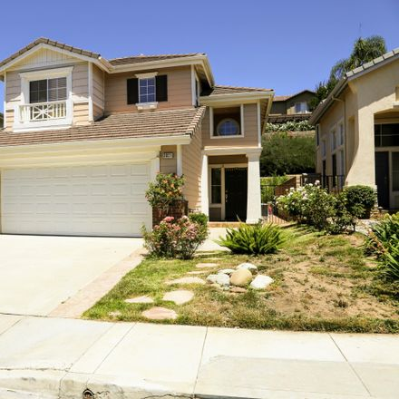Rent this 4 bed house on 3021 Blazing Star Drive in Thousand Oaks, CA 91362
