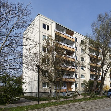 Rent this 3 bed apartment on Erich-Kästner-Straße 3 in 06128 Halle (Saale), Germany