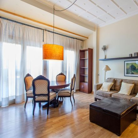 Rent this 4 bed apartment on Carrer del General San Martín in 1, 46004 Valencia