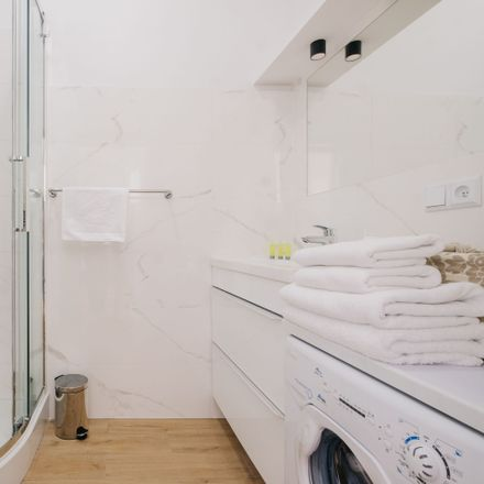 Rent this 1 bed apartment on Constitution Square 3 in 00-647 Warsaw, Poland