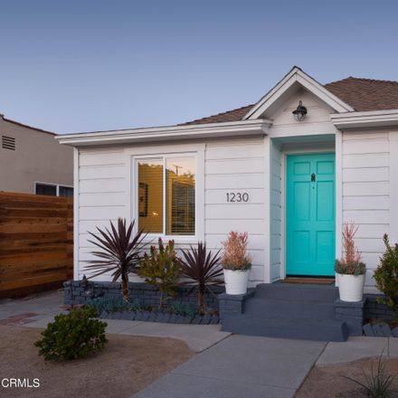 Rent this 3 bed house on 1230 South Mullen Avenue in Los Angeles, CA 90019