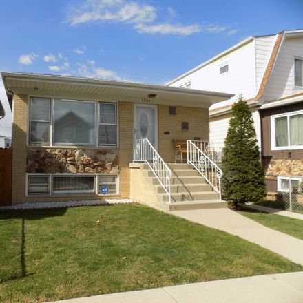 Rent this 5 bed house on 3544 North Natoma Avenue in Chicago, IL 60634