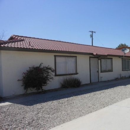 Rent this 2 bed apartment on 4th St in Desert Hot Springs, CA