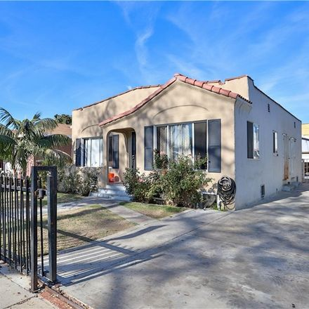 Rent this 3 bed house on 2951 Kansas Avenue in South Gate, CA 90280