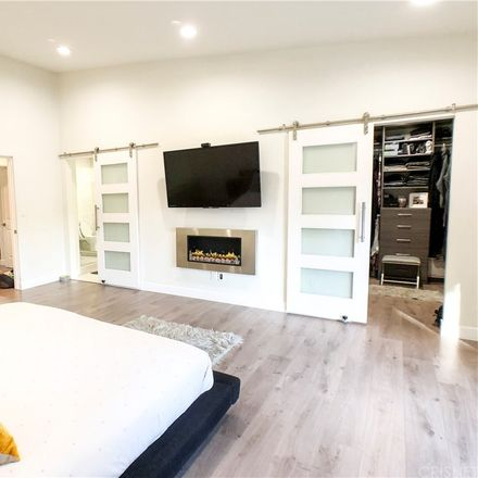 Rent this 4 bed house on 5619 Wilhelmina Avenue in Los Angeles, CA 91367