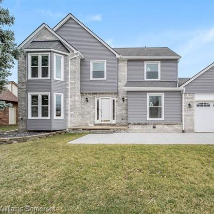 Rent this 4 bed house on 41752 Pond View Drive in Sterling Heights, MI 48314