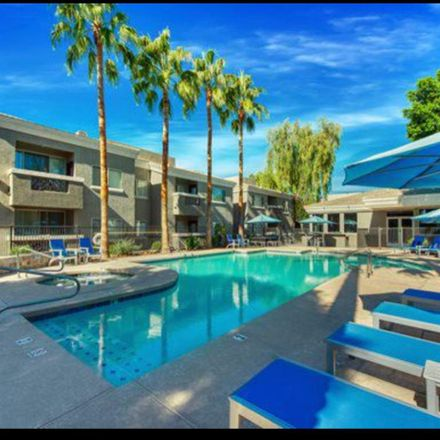 Rent this 1 bed apartment on 1041 East Harmony Avenue in Mesa, AZ 85204