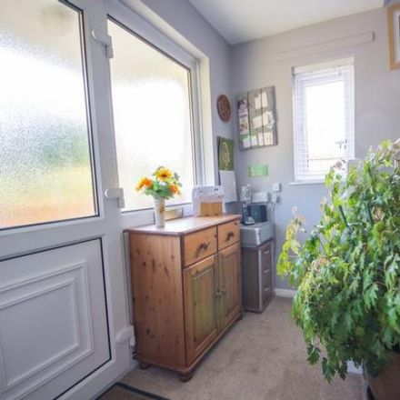 Rent this 3 bed house on Admirals Close in Sherborne DT9 4AR, United Kingdom