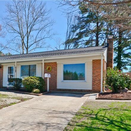 Rent this 3 bed house on 3725 Historyland Drive in Virginia Beach, VA 23452