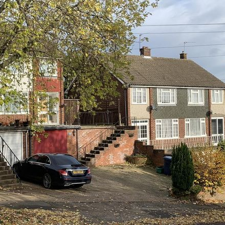Rent this 3 bed house on Hughenden Avenue in High Wycombe HP13 5SL, United Kingdom