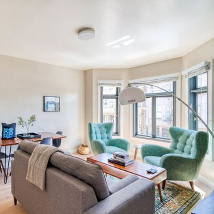 Rent this 2 bed apartment on 1674 Washington Street in San Francisco, CA 94109