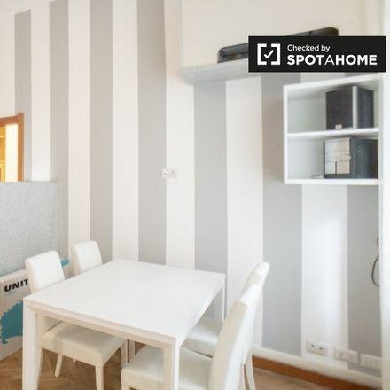 Rent this 1 bed apartment on Via Carlo Goldoni in 84, 20129 Milan Milan