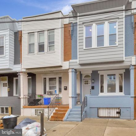 Rent this 3 bed townhouse on 1411 South Marston Street in Philadelphia, PA 19146