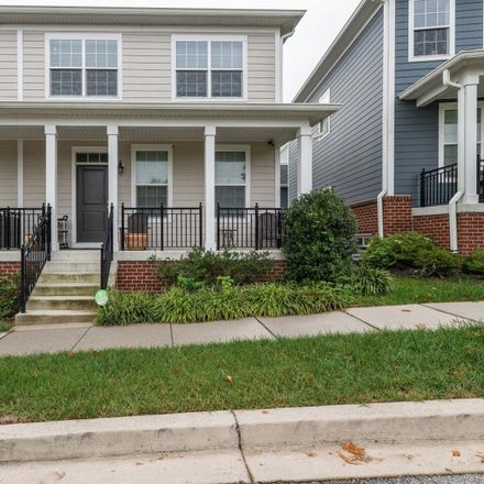 Rent this 4 bed townhouse on 4307 Dawn Place in Baltimore, MD 21229
