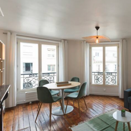 Rent this 1 bed apartment on 12 Rue Jarry in 75010 Paris, France