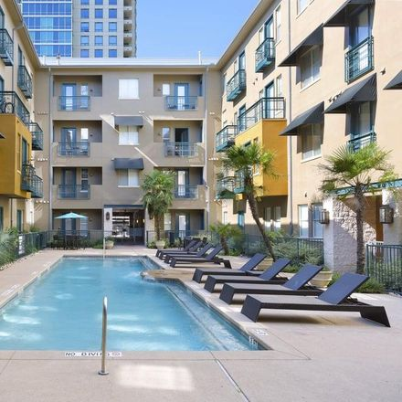 Rent this 2 bed apartment on 300 West Ave in Austin, TX 78701