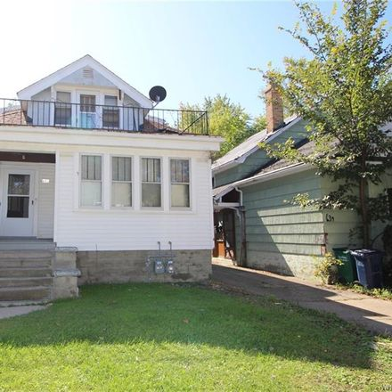 Rent this 2 bed apartment on 641 Lasalle Avenue in Buffalo, NY 14215