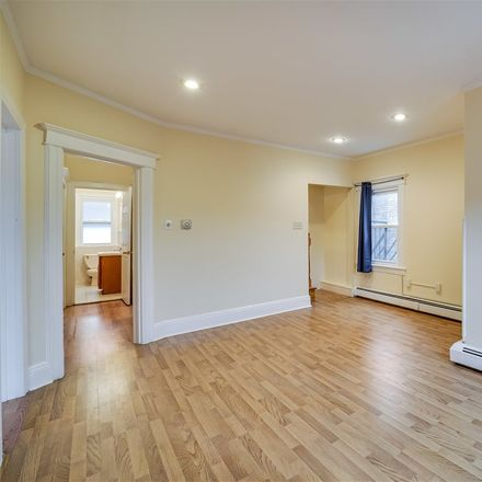 Rent this 2 bed duplex on Jewett Ave in Jersey City, NJ