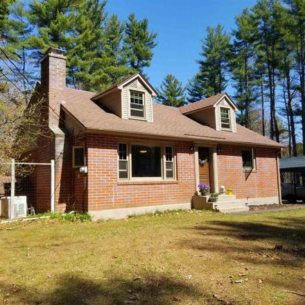 Rent this 3 bed house on 85 Page Road in Litchfield, NH 03052