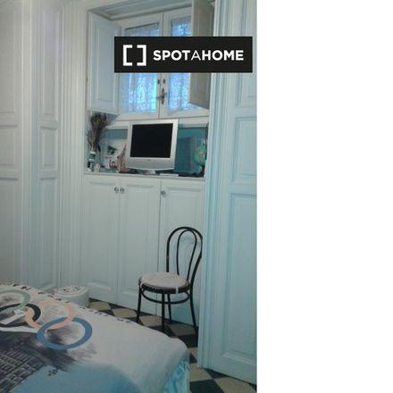 Rent this 2 bed apartment on Via Ridolfino Venuti in 00199 Rome Roma Capitale, Italy