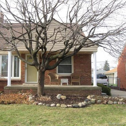 Rent this 3 bed house on 9814 Carter Avenue in Allen Park, MI 48101