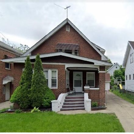 Rent this 3 bed house on 1217 East 170th Street in Cleveland, OH 44110