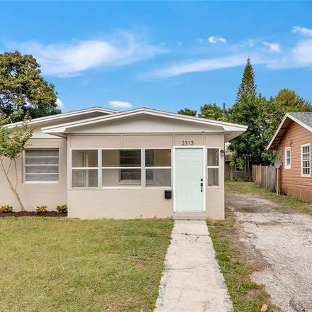 Rent this 3 bed house on 2313 15th Avenue South in Saint Petersburg, FL 33712