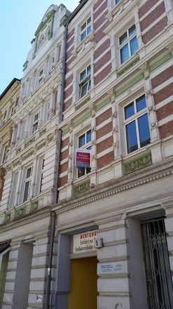 Rent this 1 bed apartment on Heidestraße 6 in 39112 Magdeburg, Germany