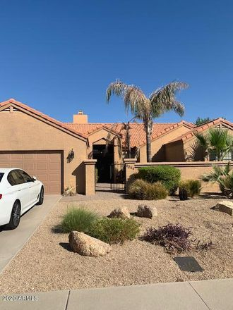 Rent this 4 bed house on 9044 East Larkspur Drive in Scottsdale, AZ 85260