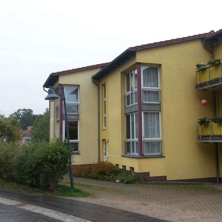 Rent this 2 bed apartment on Jungfernbrunnen 1a in 17094 Burg Stargard, Germany