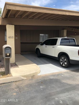 Rent this 2 bed townhouse on 6510 North 24th Lane in Phoenix, AZ 85015
