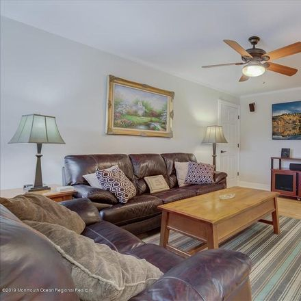 Rent this 1 bed condo on 169 Wharfside Drive in Monmouth Beach, NJ 07750