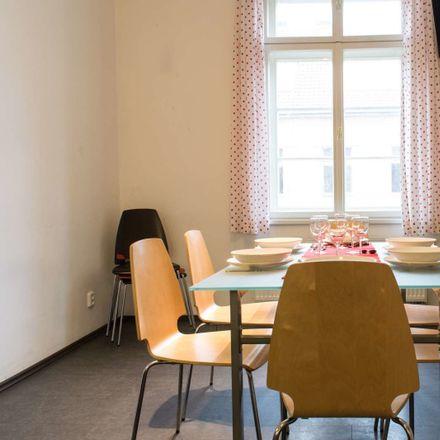 Rent this 3 bed apartment on Policie ČR - místní oddělení Krakovská in Krakovská, 121 32 Prague