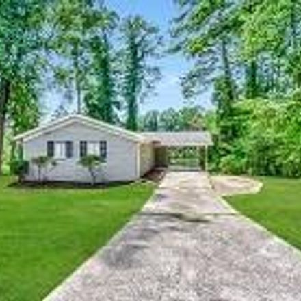 Rent this 3 bed house on 2729 Pinella Drive Southwest in Atlanta, GA 30331