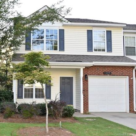 Rent this 3 bed townhouse on 11070 Dixie Hills Drive in Charlotte, NC 28277