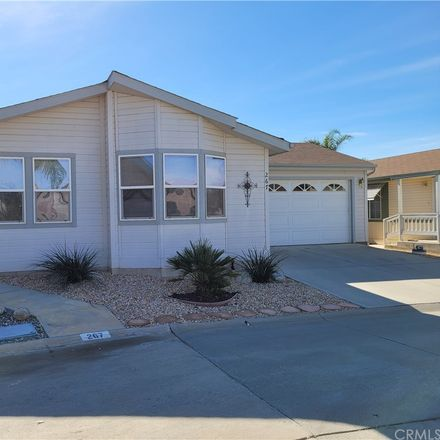 Rent this 2 bed house on 27250 Murrieta Road in Menifee, CA 92585