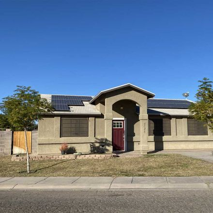 Rent this 3 bed house on 4048 West Amador Lane in Avenue B & C, AZ 85364