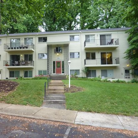 Rent this 1 bed condo on 10690 Weymouth Street in Parkside, MD 20814