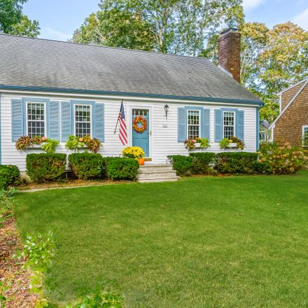 Rent this 3 bed house on 54 Chadwick Road in Dennis, MA 02660
