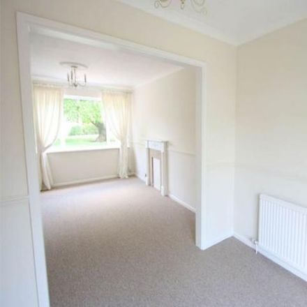 Rent this 3 bed house on Prestbury in Yate BS37, United Kingdom