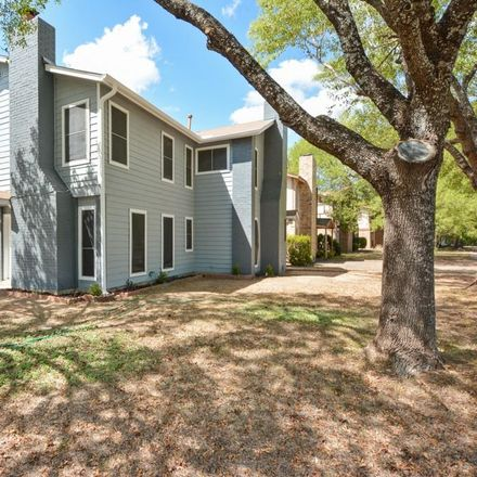 Rent this 3 bed duplex on 6020 Westcreek Drive in Austin, TX 78749