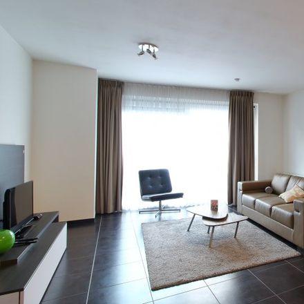 Rent this 1 bed apartment on Boulevard de Dixmude - Diksmuidelaan 1 in 1000 Brussels, Belgium