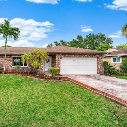 Rent this 3 bed house on 11021 Northwest 21st Street in Coral Springs, FL 33071