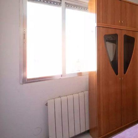 Rent this 4 bed room on Calle Concepción de la Oliva in 28021 Madrid, España
