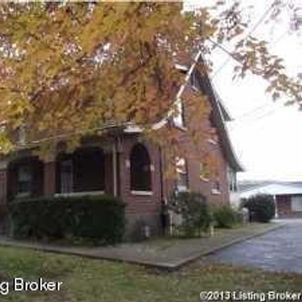 Rent this 2 bed apartment on 4612 Greenwood Road in Louisville, KY 40258