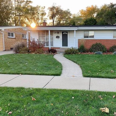Rent this 3 bed house on 8867 Winston in Redford Township, MI 48239
